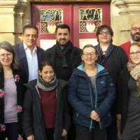 Der Vorstand der AG Migration und Vielfalt der BayernSPD genoss die konzentrierte Arbeitsatmosphäre auf Schloss Schney